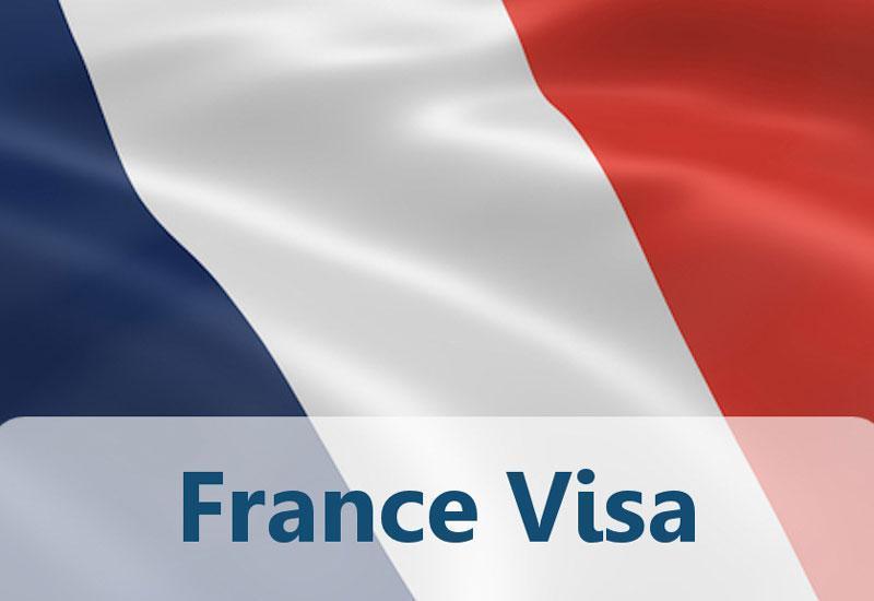 مدارک مورد نیاز برای گرفتن ویزای فرانسه