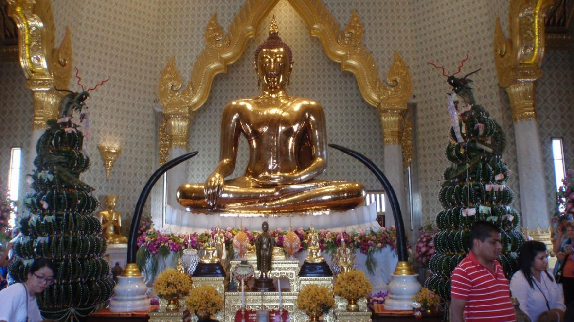 معبد ترایمیت بانکوک