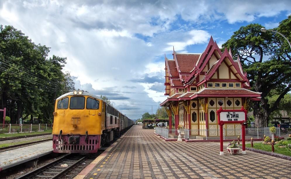 جاذبه های شهر هوا هین تایلند