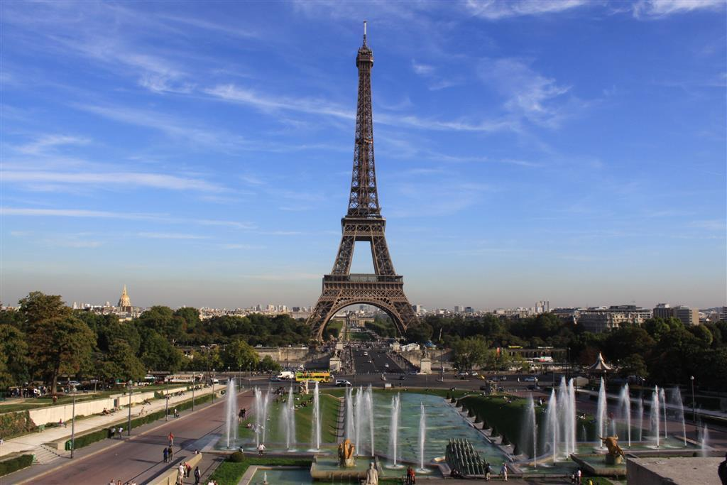 شهر پاریس و جاذبه های آن برای بازدید
