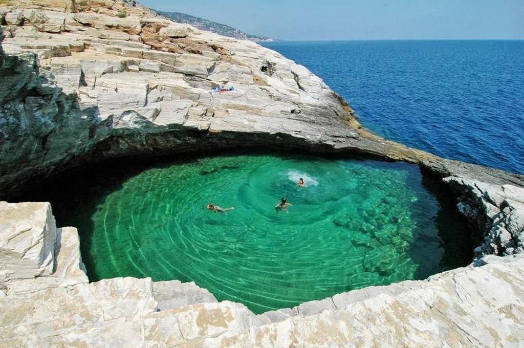 آشنایی با جاذبه های طبیعی کشور یونان