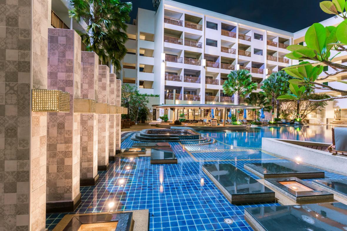 هتل 4 ستاره دیوانا پلازا پوکت