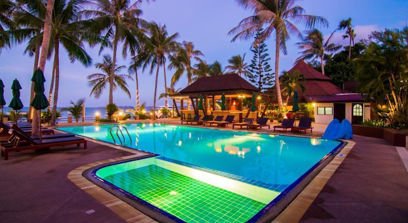 هتل پالم بیچ ریزورت در ساموئی