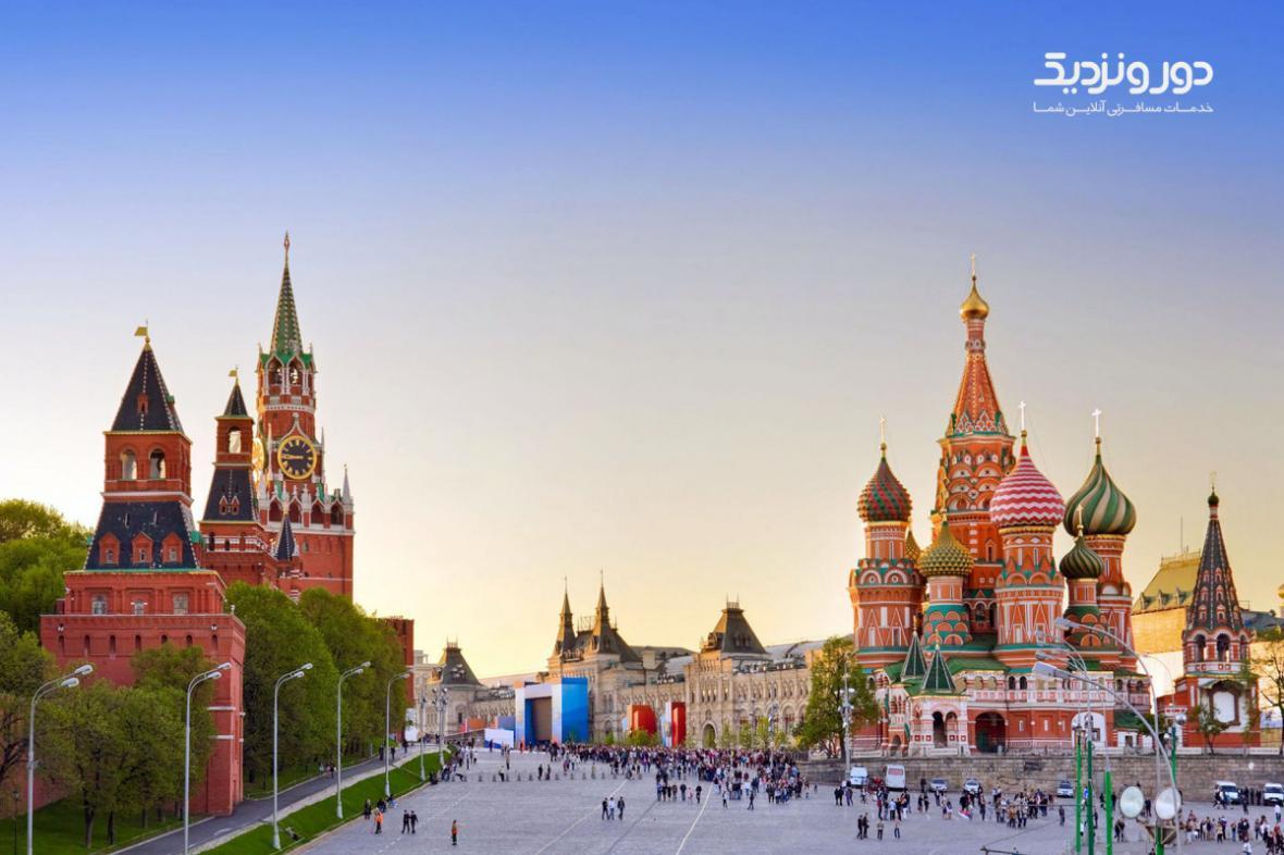 آیا روسیه ویزا می خواهد