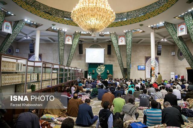 شروع ثبت نام اعتکاف دانشجویی دانشگاه امیرکبیر از امروز