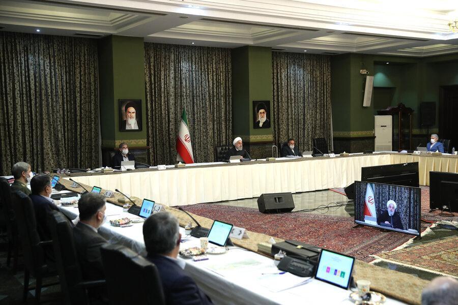 دستور روحانی برای تعطیلی مراکز مورد درخواست ستاد مبارزه با کرونا