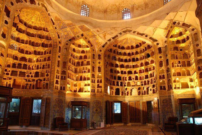 موزه ای که شیخ بهایی آن را طراحی کرد