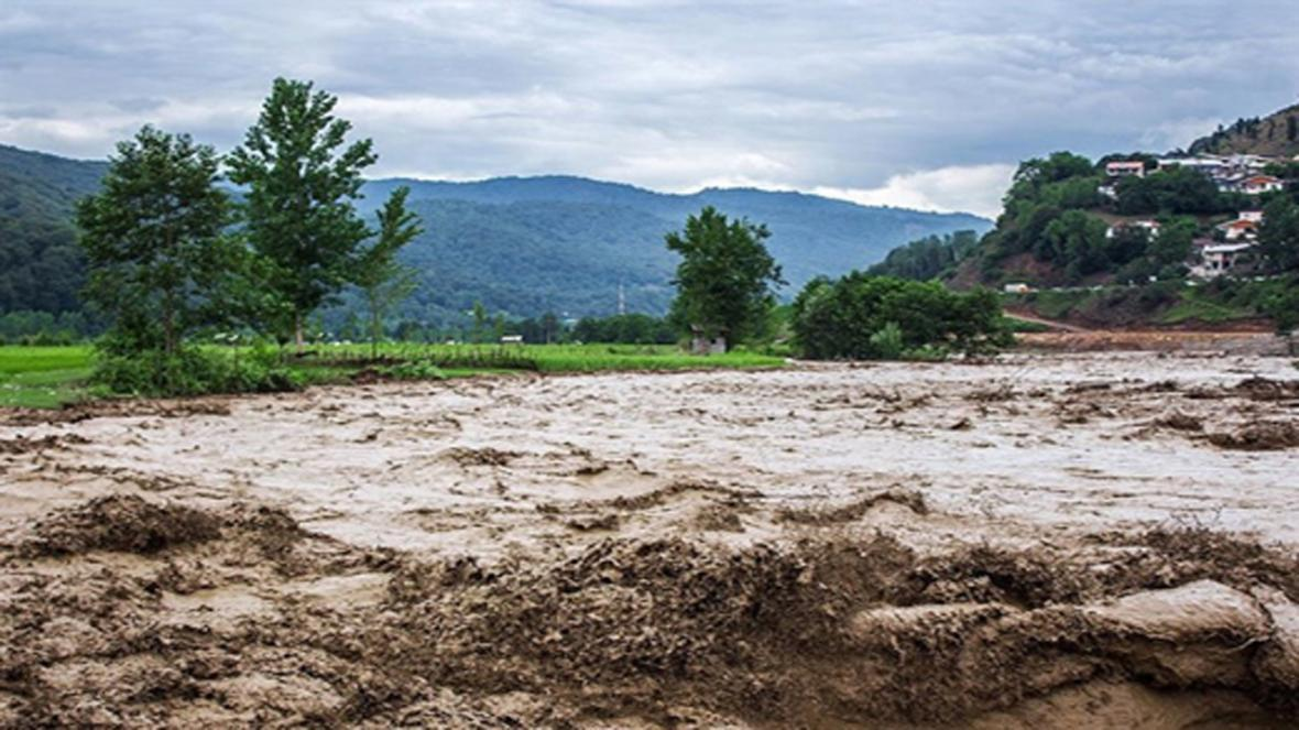 سیلاب در مازندران بدون خسارت