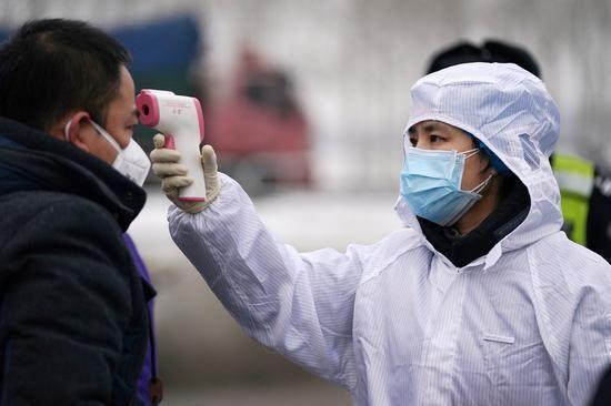چین نسبت به شیوع کرونا از مرزهای زمینی هشدار داد