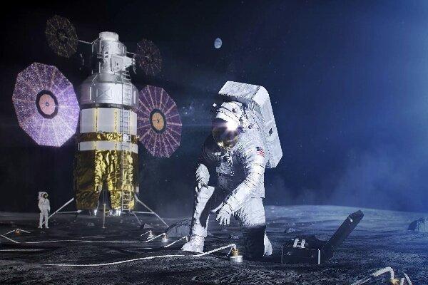رقابت اسپیس ایکس و بلواوریجین برای ارسال فضانوردان به ماه