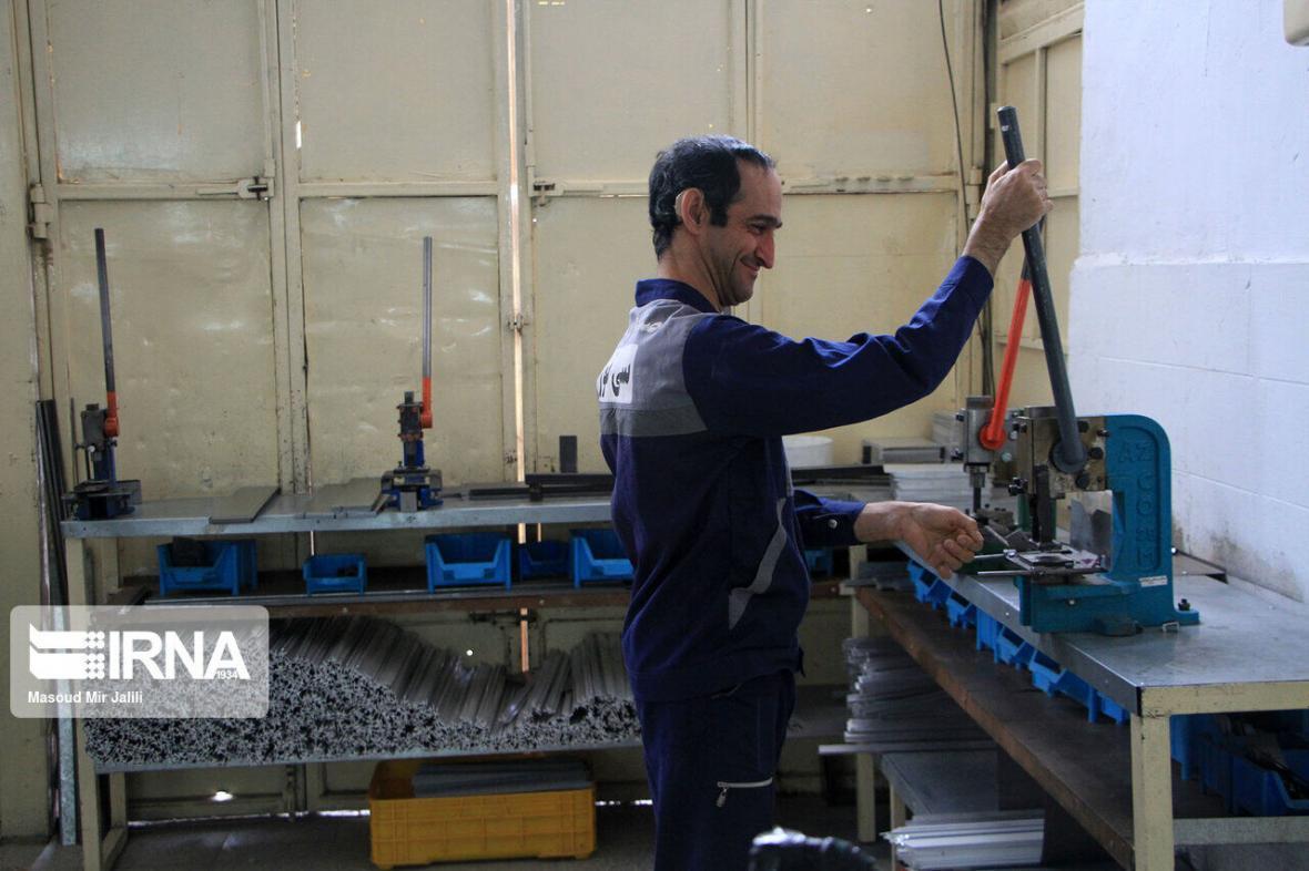 خبرنگاران سرانه آموزش مهارتی در استان قزوین باید افزایش یابد