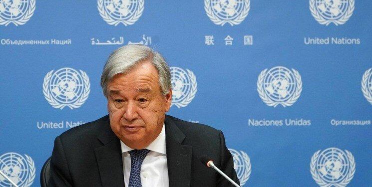 دست خوش جالب توجه سازمان ملل به عربستان!