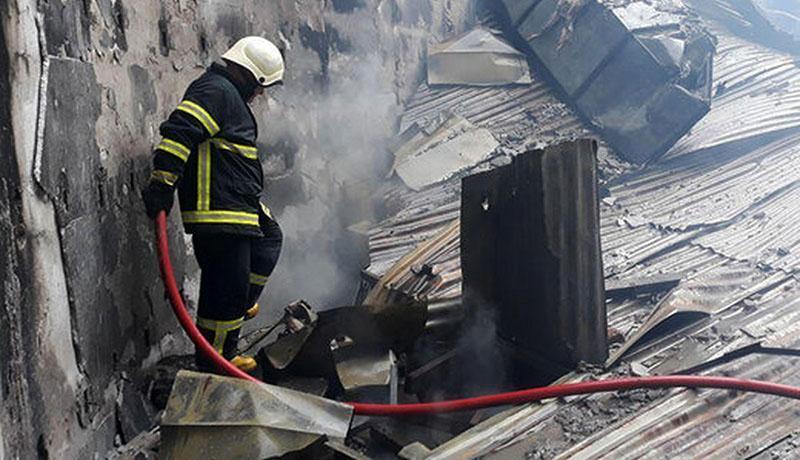 تا به امروز 13 تن در حریق کلینیک سینای تهران جان باختند