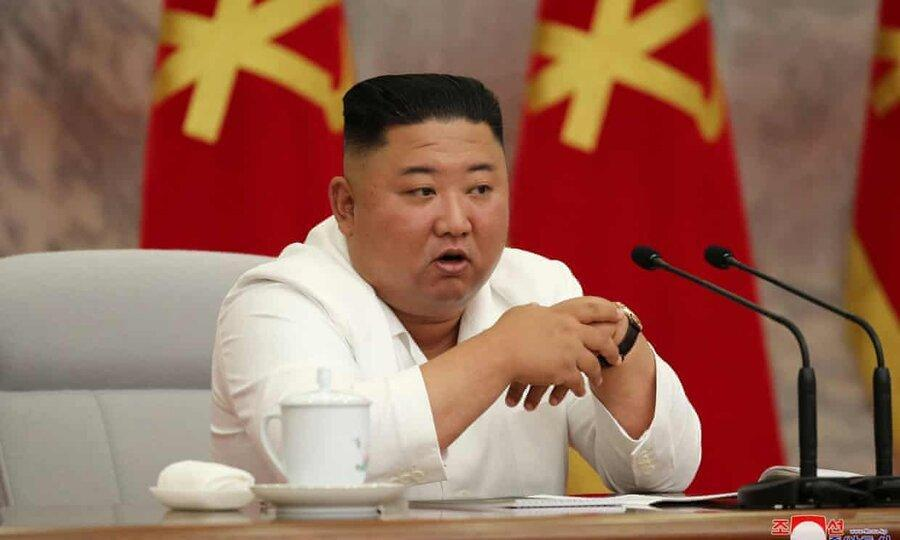 کیم جونگ-اون از موفقیت درخشان کره شمالی در برابر کرونا می گوید