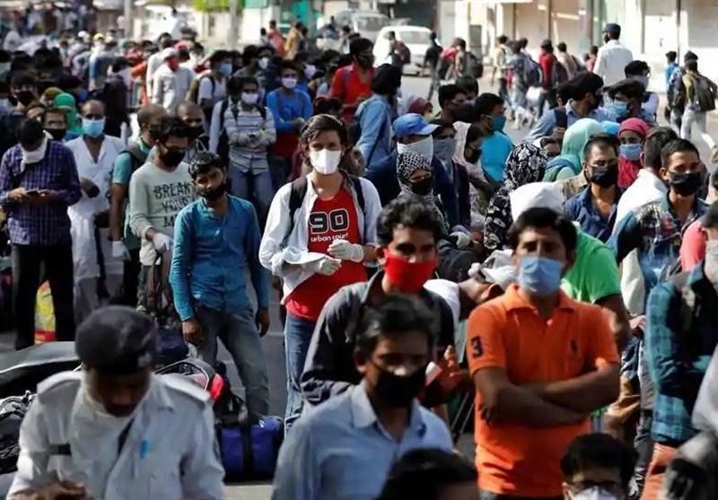 تعداد مبتلایان به کرونا در هند از مرز 600 هزار نفر عبور کرد