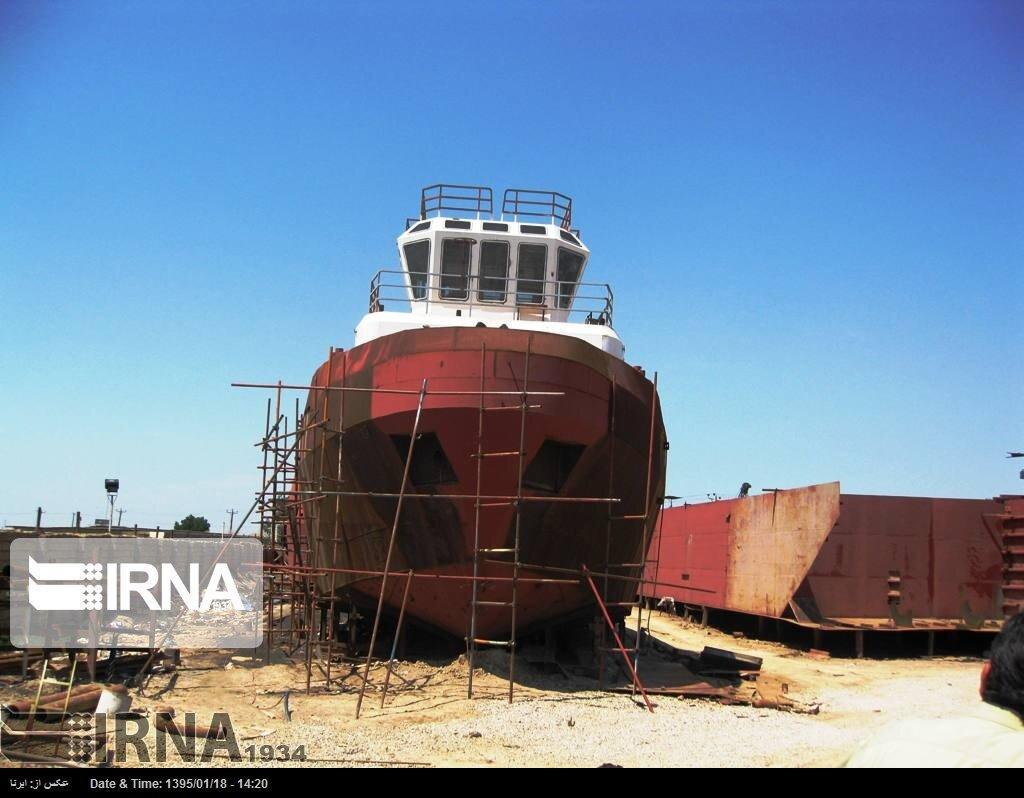 خبرنگاران فرماندار:چهار شرکت کشتی سازی در خرمشهر غیرفعال است