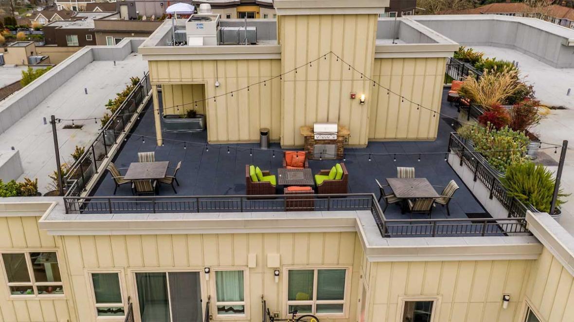 قوانین پشت بام در آپارتمان از سیر تا پیاز