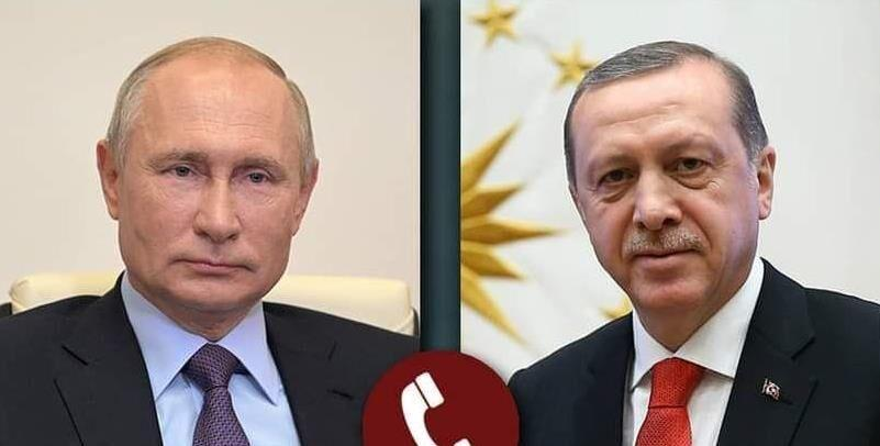 خبرنگاران پوتین و اردوغان بر اهمیت رعایت آتش بس در قره باغ تاکید کردند