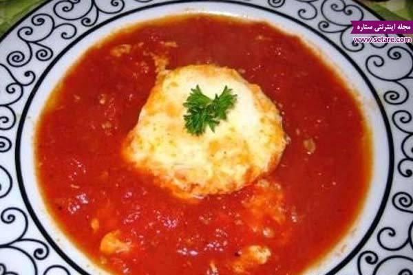 طرز تهیه اشکنه گوجه فرنگی مخصوص کردستان