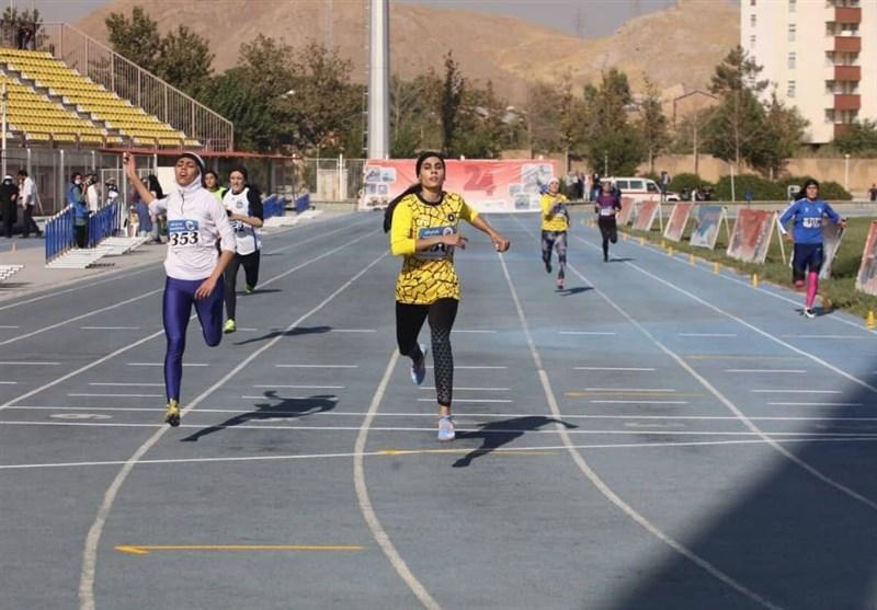 مرحله دوم لیگ دوومیدانی بانوان، رکوردشکنی عرب در سرانجام روز نخست