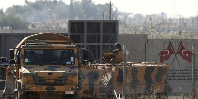 عقب راندن نیروهای ترکیه از بزرگترین پُست دیده بانی خود در حماه