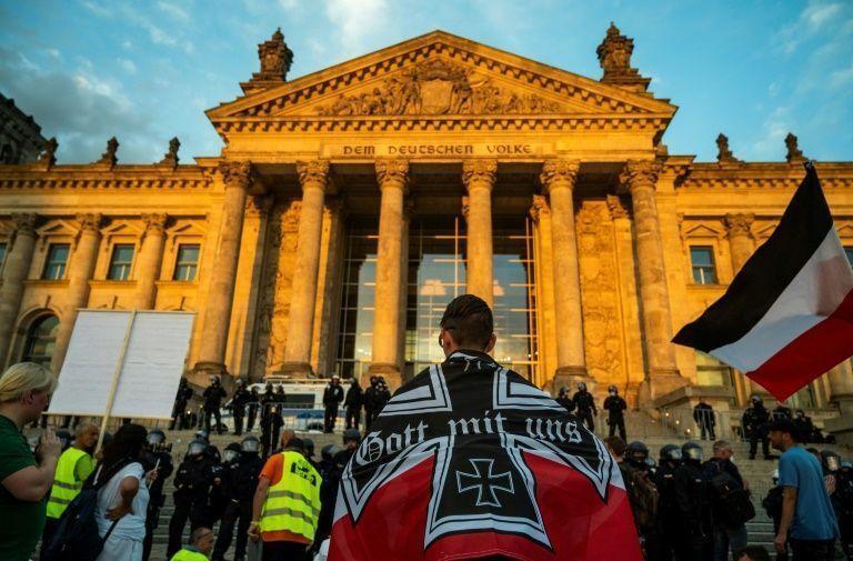 خبرنگاران افراط گرایی در آلمان همچنان رو به افزایش است