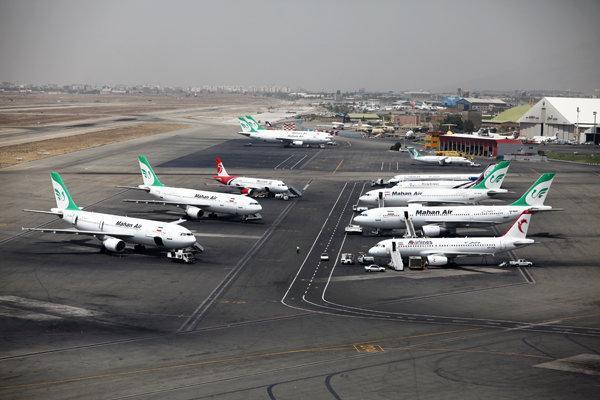 چند بیمار کرونایی از سفر هوایی جاماندند