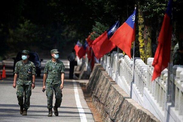 چین: آمریکا به ارتباط نظامی با تایوان انتها دهد