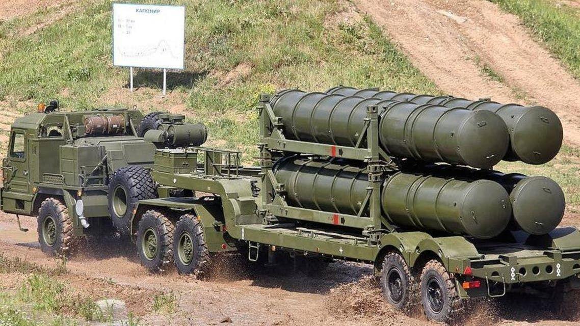 اس-500 روسیه در مدار فروش به کشورهای دنیا