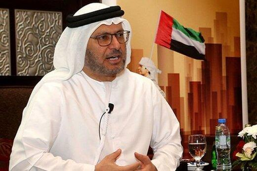 امارات: درخواست ما از قطر کاهش روابط با ایران بود
