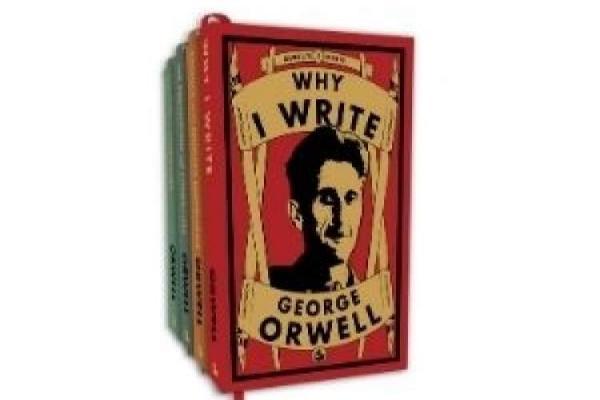 چاپ مقالات و یادداشت های جرج اورول توسط ناشر انگلیسی