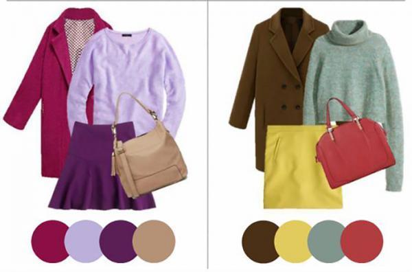 تناسب رنگ در لباس پوشیدن؛ نکات مهم در ست کردن لباس ها