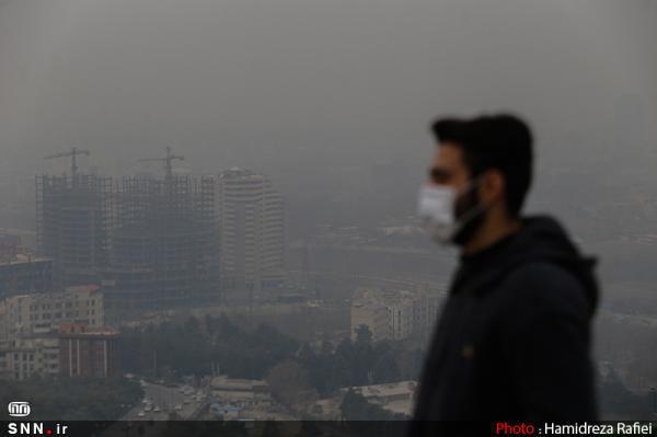 هوای ناسالم پایتخت ، تهرانی ها 110 روز بدون هوای پاک زندگی کرده اند