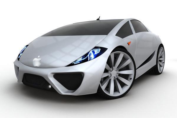 اولین سری از خودروی برقی اپل کاملا خودران خواهد بود