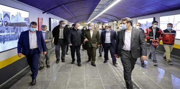 تأکید دادستان تهران بر تسریع در تکمیل زیرگذر چهارراه گلوبندک