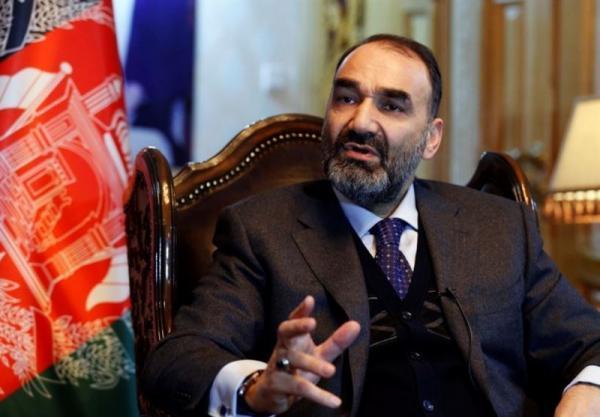 نور: خلیلزاد طرح دولت مشارکتی را با سیاسیون و دولت افغانستان مطرح نموده است