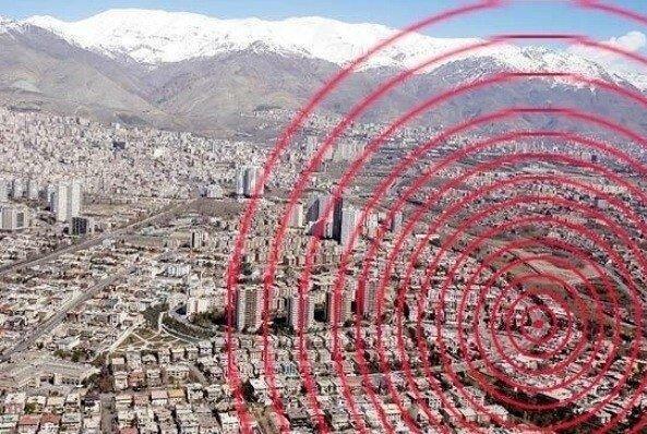ثبت بزرگترین زمینلرزه ها در استان خراسان جنوبی