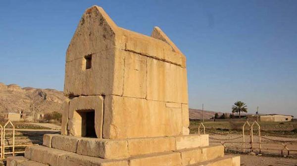 آرامگاه گور دختر، میراث ارزشمند پارسیان
