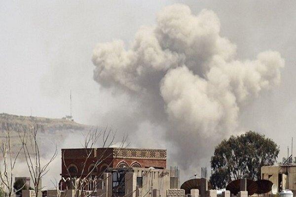 انبارهای غلات در بند صلیف یمن بمباران شدند، زخمی شدن 6 کارگر