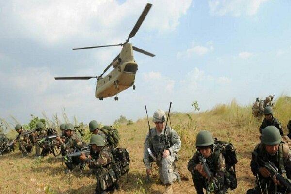 آمریکا و فیلیپین رزمایش 2 هفته ای برگزار می نمایند