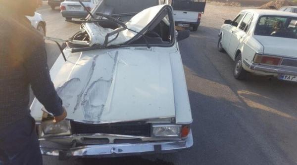 افزایش تصادفات درون شهری منجر به جرح در فارس