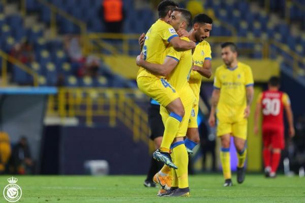 (ویدیو) خلاصه بازی النصر عربستان 2 - 0 فولاد ایران 3 اردیبهشت 00