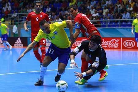 سیدبندی جام جهانی فوتسال تعیین شد ، احتمال هم گروهی ایران با برزیل (