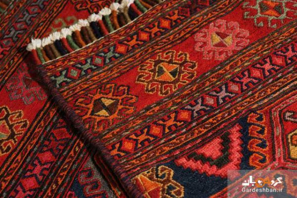 چه طرح هایی در گلیم بافی زنجان استفاده می شود؟