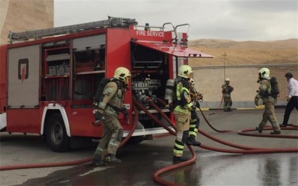 خودروهای احتیاط آتش نشانی چه می نماید؟