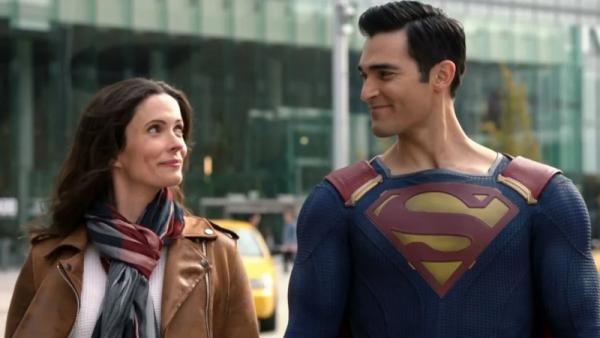 سوپرمن و لوییز، یک مینی سریال اکشن ابرقهرمانی