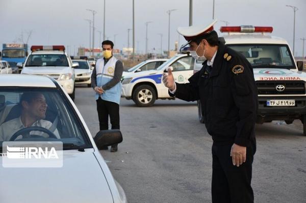 خبرنگاران 55 هزار و 41 خودرو در استان مرکزی اعمال قانون شدند