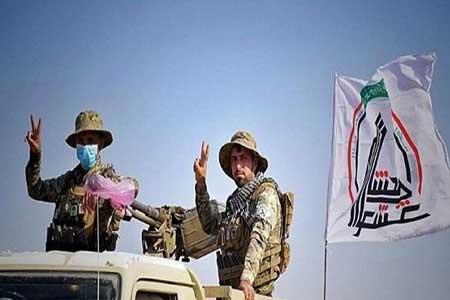 خنثی سازی طرح بزرگ تروریستی در استان الانبار