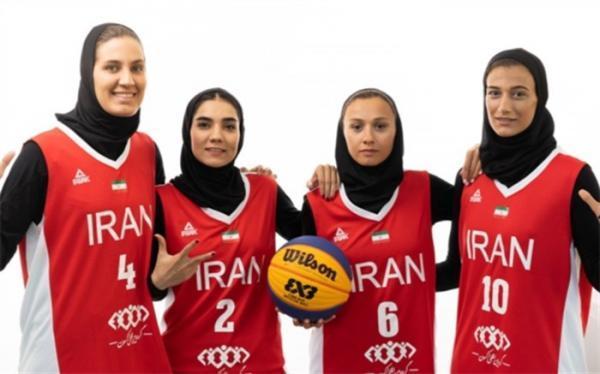 برای حضور در انتخابی المپیک؛ دختران بسکتبالیست ایران راهی مجارستان شدند