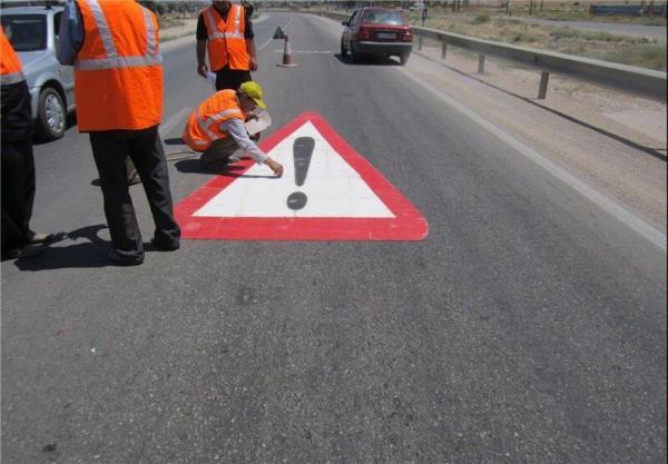 ایمن سازی 32 کیلومتر حاشیه جاده های پلدختر
